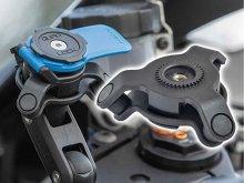 スマホのカメラにダメージを与えるバイクの振動を大幅に軽減! クアッドロックの「衝撃吸収ダンパー」が11月末発売 メイン
