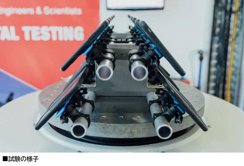 スマホのカメラにダメージを与えるバイクの振動を大幅に軽減! クアッドロックの「衝撃吸収ダンパー」が11月末発売 記事3