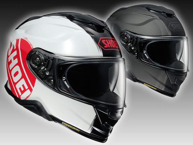 ショウエイから GT-Air II のグラフィックモデル「GT-Air II EMBLEM」が2021年1月に発売 メイン