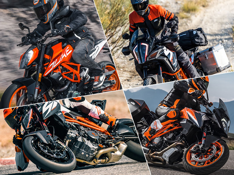 【KTM】新車をおトクに購入するなら!「KTM クリスマスキャンペーン」を10/24~12/27まで開催 メイン