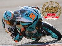 【ホンダ】FIM ロードレース世界選手権において前人未到の800勝を飾る メイン