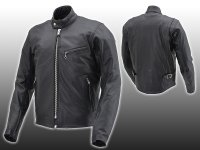 このプライスで「本革」! デイトナの「DL-001 シングルライダースジャケット」が11月下旬に発売 メイン