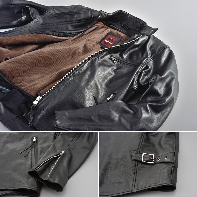 このプライスで「本革」! デイトナの「DL-001 シングルライダースジャケット」が11月下旬に発売 記事1