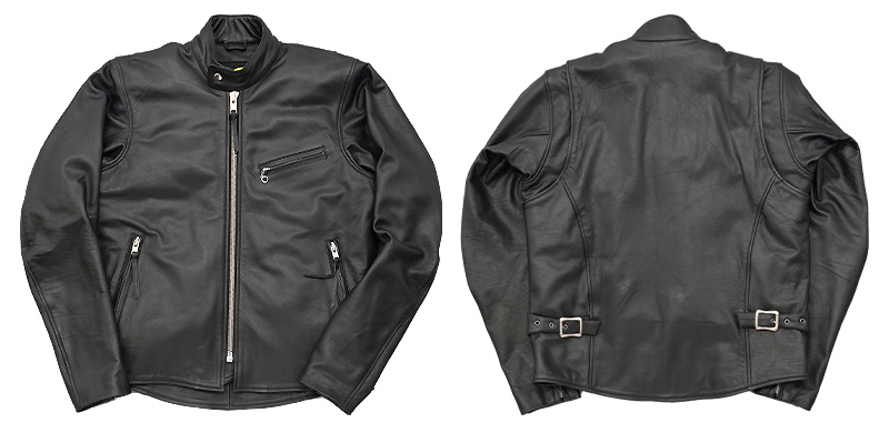 このプライスで「本革」! デイトナの「DL-001 シングルライダースジャケット」が11月下旬に発売 記事4