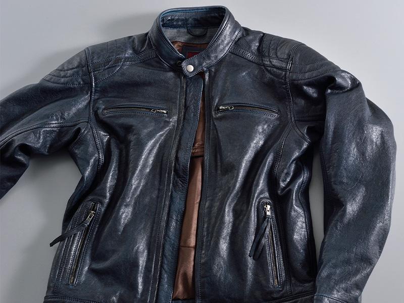 ビンテージテイストの革ジャンがこのプライス! デイトナから「DL-006 カフェライダースジャケット」が11月下旬発売 メイン