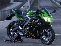 【カワサキ】気軽にサーキットデビュー!「Ninja ZX-25R」ワンメイクレースおよびサーキットイベントの開催を発表 サムネイル