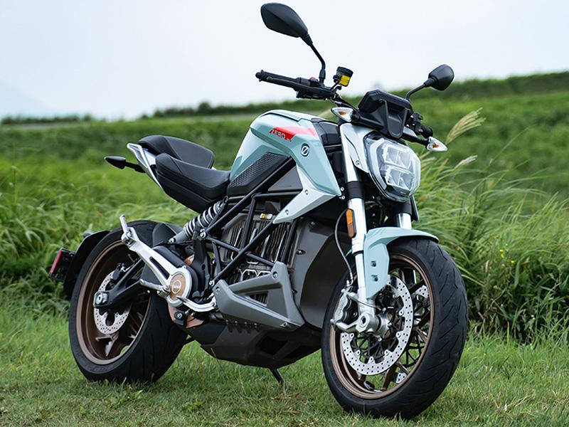 【ゼロモーターサイクルズ】電動バイク「SR/F」をおトクに購入できるモニターキャンペーンを開始! 記事1
