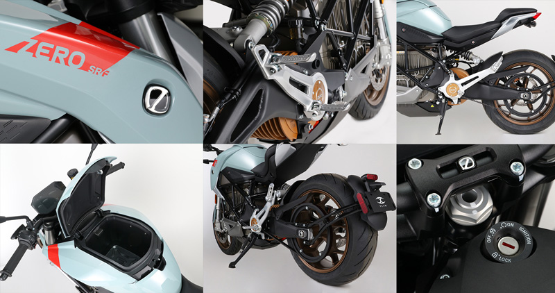 【ゼロモーターサイクルズ】電動バイク「SR/F」をおトクに購入できるモニターキャンペーンを開始! 記事2
