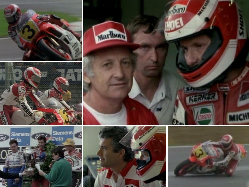 スペンサーとローソンの貴重な画像を収録した DVD「'80s W.G.P.アーカイブ(新価格版)」が11/24発売 記事2