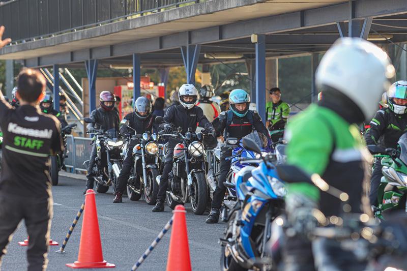 WITHME が11/21に奈良で「ZX-25R オーナーズミーティング in 名阪スポーツランド」を開催! 記事3