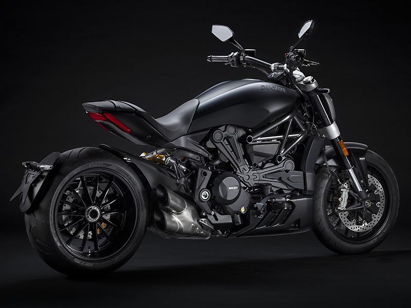 「X ディアベル」および「スクランブラー」シリーズの2021年モデルを公開 記事1