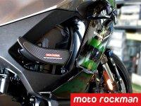 エアロ形状を纏ったフレームスライダー! モトロックマンの「ダウンフォーススライダー」に Ninja1000 SX 用が登場 メイン