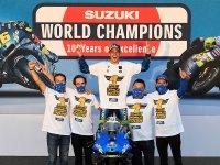 【スズキ】20年ぶりとなるタイトル奪取! バレンシア GP でジョアン・ミル選手がライダーチャンピオンを獲得 サムネイル