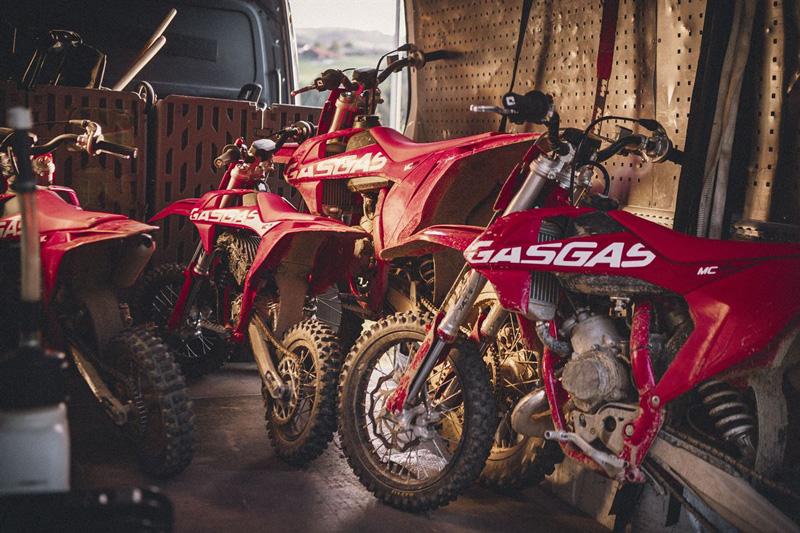 【GASGAS】MY2021 モトクロスモデル・エンデューロモデルの発売予定時期を発表 記事1