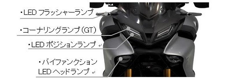 ヤマハ TRACER9 ABS TRACER9 GT ABS 記事4