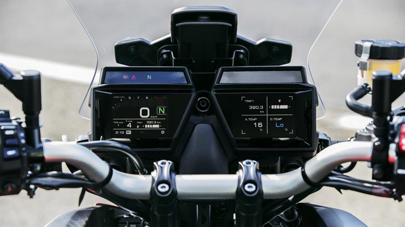 ヤマハ TRACER9 ABS TRACER9 GT ABS 記事5