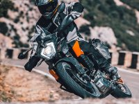 KTM 250 ADVENTURE メイン