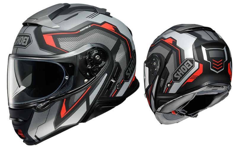 人気のシステムヘルメットにグラフィックモデル登場! ショウエイから「NEOTEC II RESPECT」が2021年2月に発売 記事1