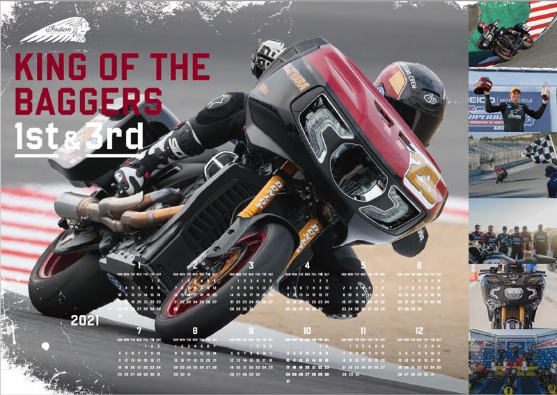 【インディアン】試乗で限定ポスターをプレゼント!「CHALLENGER VICTORY FAIR」を12/5~27まで開催 記事1
