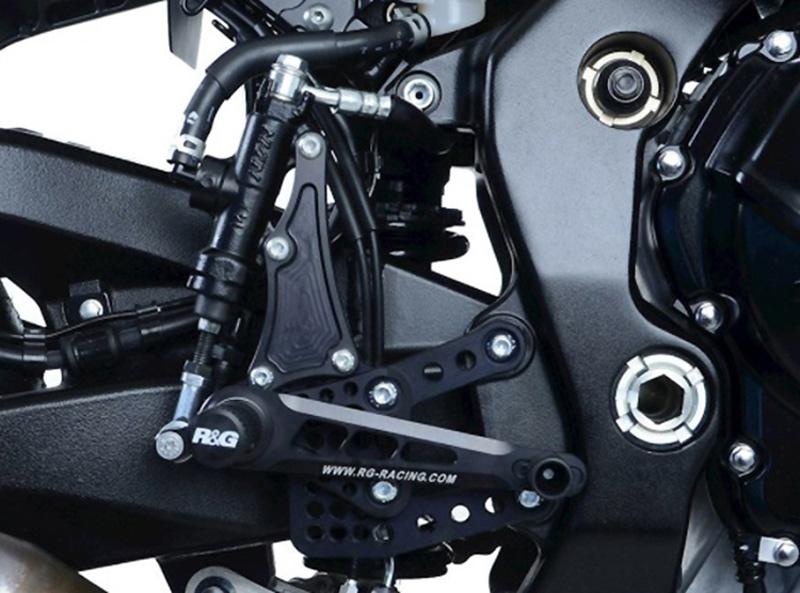 R&G レーシングのバックステップキット「Adjustable Rearsets」に GSX-R1000/R・Ninja 250/400・Ninja ZX-6R 用が登場 記事2