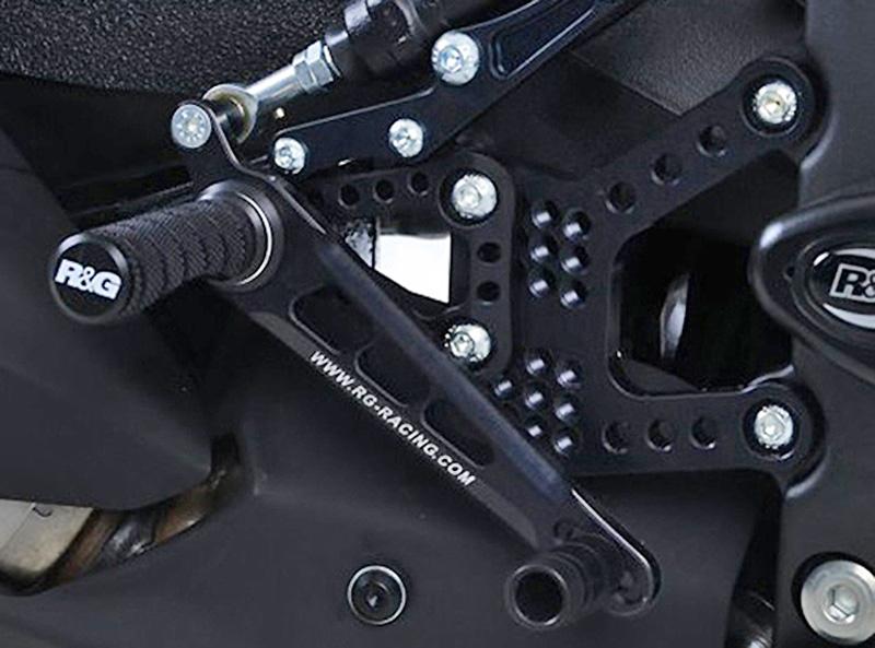 R&G レーシングのバックステップキット「Adjustable Rearsets」に GSX-R1000/R・Ninja 250/400・Ninja ZX-6R 用が登場 記事3