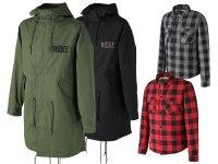 RIDEZ からカジュアルさと防寒性能を併せ持つアパレル2アイテムが発売 メイン