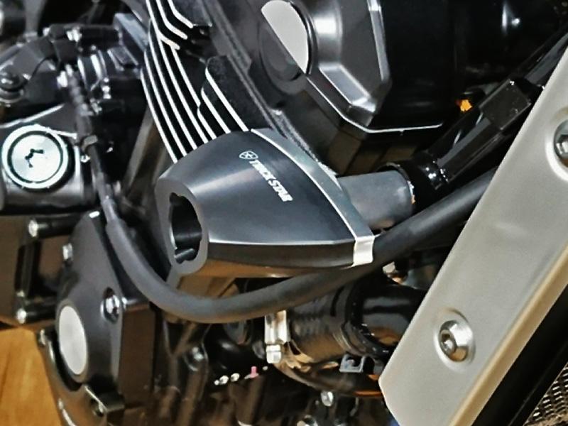 トリックスターからカワサキ「Z900RS」および「Z900」に適合するフレームスライダー3モデルが発売 記事2
