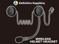 バイクでリーズナブルに音楽や通話を楽しむなら RIDEZ の「ワイヤレスヘルメットヘッドセット」がオススメ! サムネイル