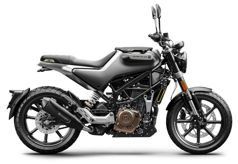 「SVARTPILEN 250」が日本バイクオブザイヤー2020の外国車部門で金賞に輝く 記事1