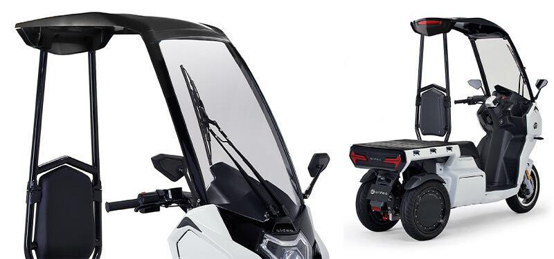 【アイディア】「2020年日経優秀製品・サービス賞」にて電動3輪バイク「AA カーゴ」が最優秀賞を獲得 記事3