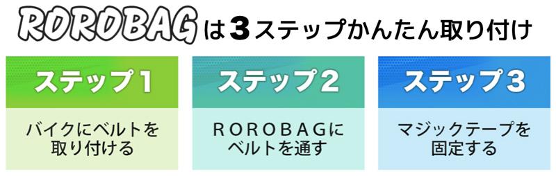 使い勝手の良い防水バッグ「ROROBAG」がクラウドファンディングサイトに登場! 記事4