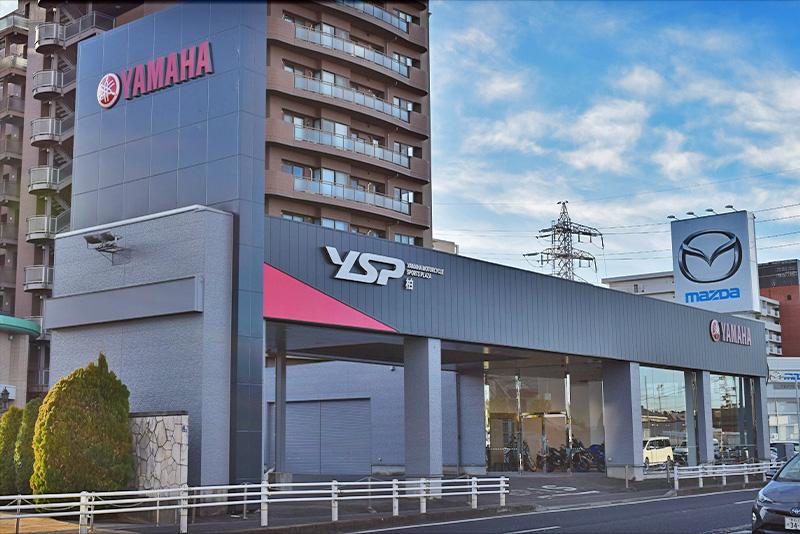 ヤマハブランドの世界観を体現した新店舗「YSP 柏」が1/16にグランドオープン! メイン
