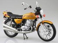 アオシマから塗装済みスケールモデル「1/12 完成品バイク KAWASAKI 750SS MACH IV(ヨーロッパ仕様)」が4月発売予定 メイン
