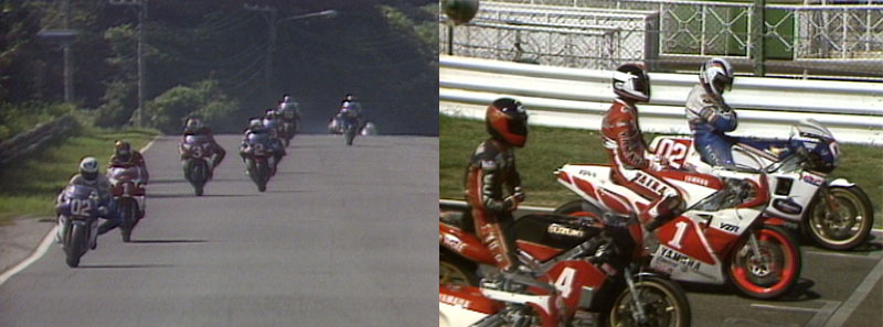 ウィック・ビジュアル・ビューロウ DVD「1985日本グランプリ・オートバイレース」記事03