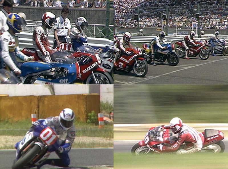 ウィック・ビジュアル・ビューロウ DVD「1985日本グランプリ・オートバイレース」記事06