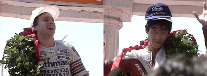 ウィック・ビジュアル・ビューロウ DVD「1985日本グランプリ・オートバイレース」記事07