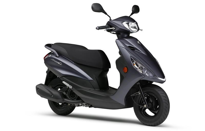 ヤマハ AXIS Z 2021年モデル 記事5