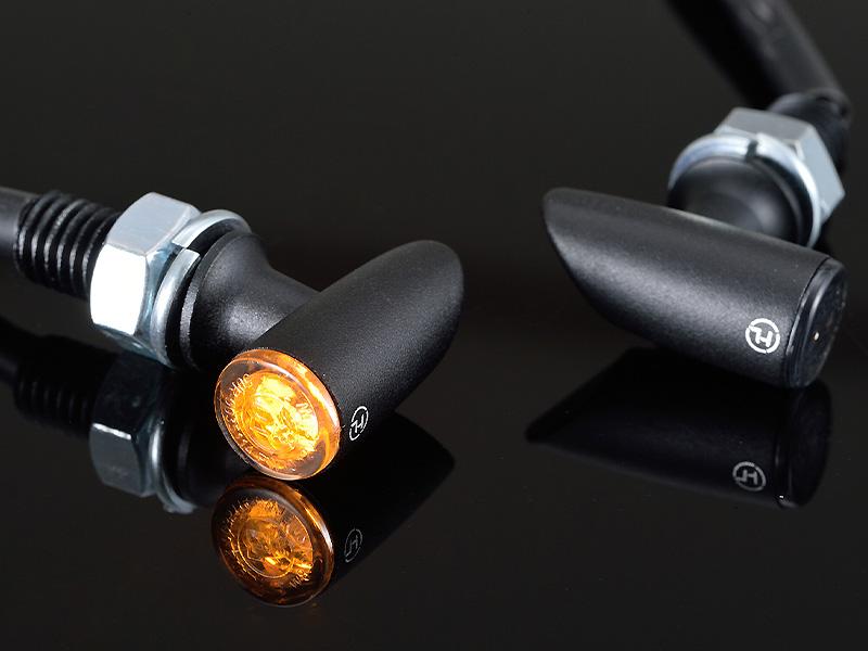 小さくても車検対応! デイトナが極小タイプの LED ウインカー「ハイサイダープロトン ONE(2個1セット)」が登場 メイン