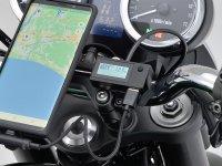 デジタル電圧計&USB電源 Type-A「e+CHARGER」がデイトナから発売 メイン