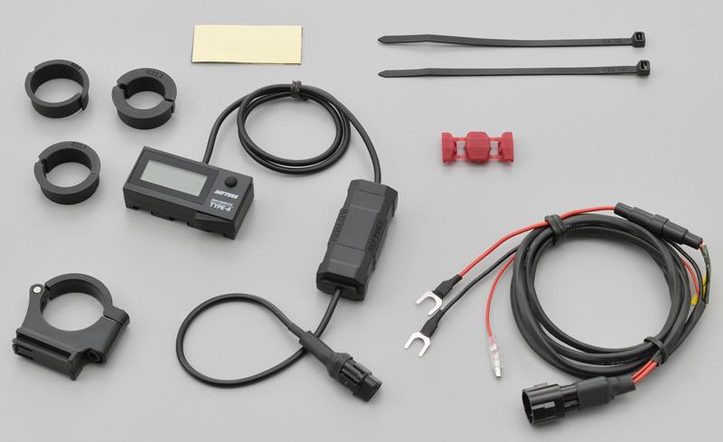 デジタル電圧計&USB電源 Type-A「e+CHARGER」がデイトナから発売 記事5