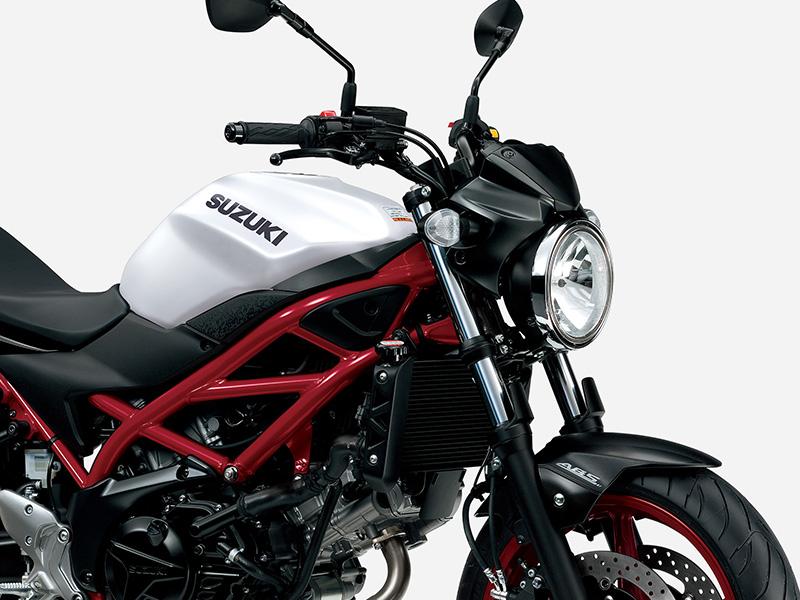 スズキ SV650X ABS 2021年モデル メイン