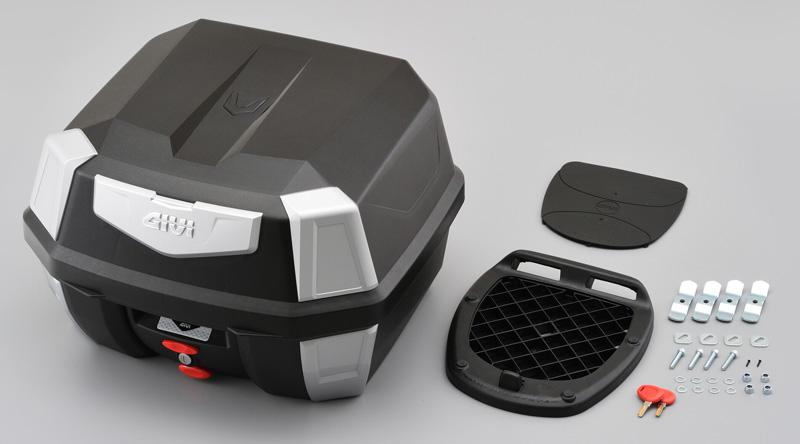ハードなデザインが魅力のモノロックケース「GIVI B42N ANTARTICA シリーズ(ストップランプ無し)」が1月下旬発売 記事3