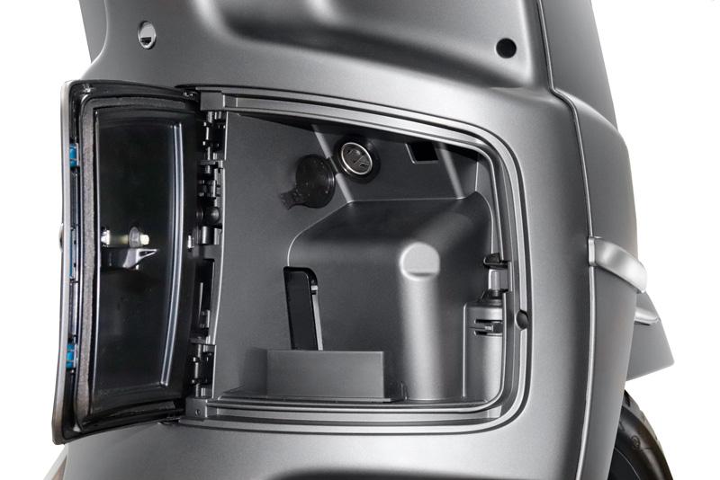 【プジョー】限定25台の特別仕様車「ジャンゴ125 ABS DX」をプジョーモトシクルプレミアムディーラーにて先行販売 記事6