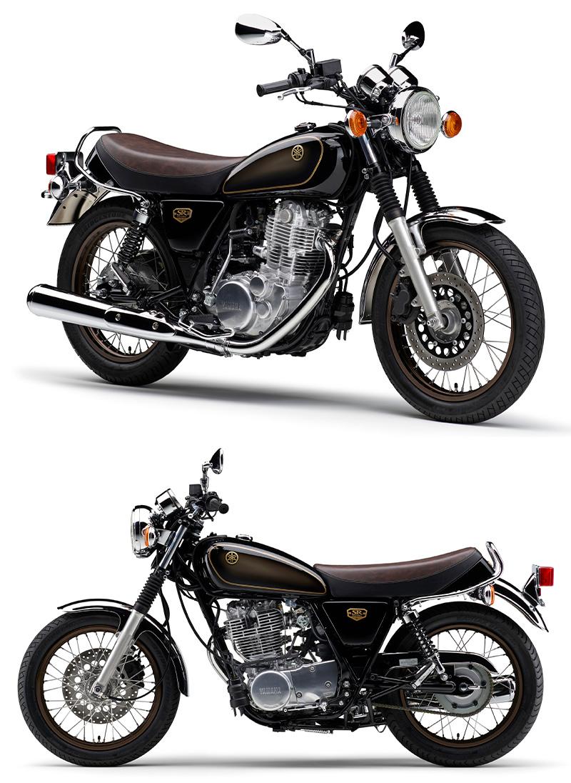 ヤマハ SR400 Final Edition SR400 Final Edition Limited 最終モデル 記事1