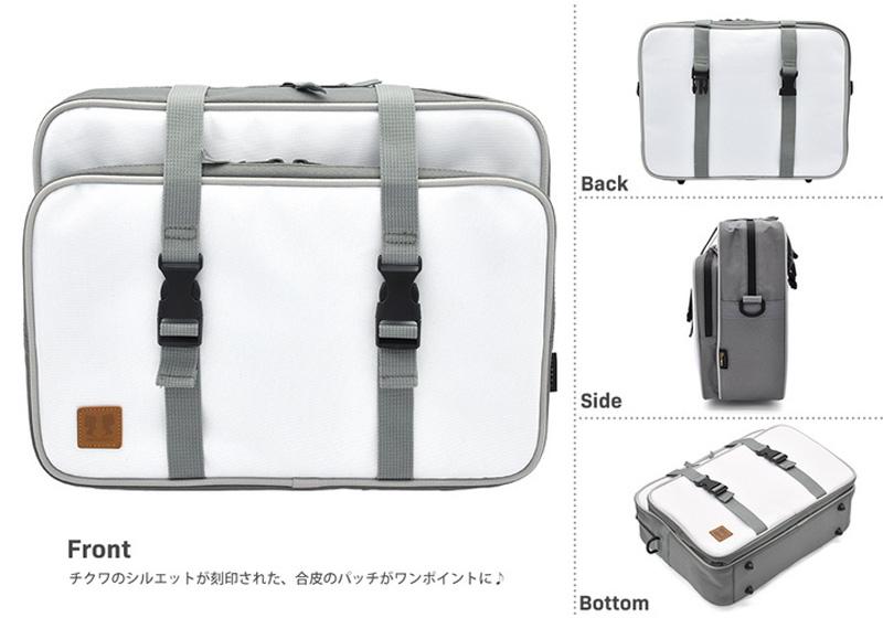 「ゆるキャン△」で志摩リンが使っているサイドバッグのレプリカモデルがバージョンアップして3月発売!記事3
