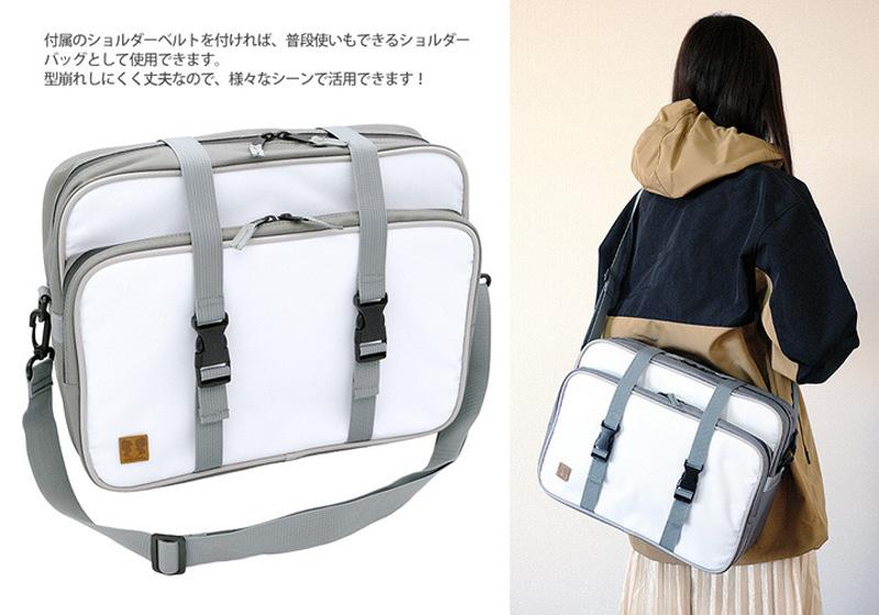 「ゆるキャン△」で志摩リンが使っているサイドバッグのレプリカモデルがバージョンアップして3月発売!記事4