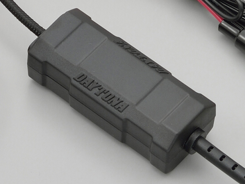 このコンパクトさで急速充電対応! デイトナの「バイク専用 USB 電源 Type-C」なら配線もカンタン! 記事1