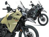 カワサキ グローバル市場向け車両 KLR650 KLX230R S メイン