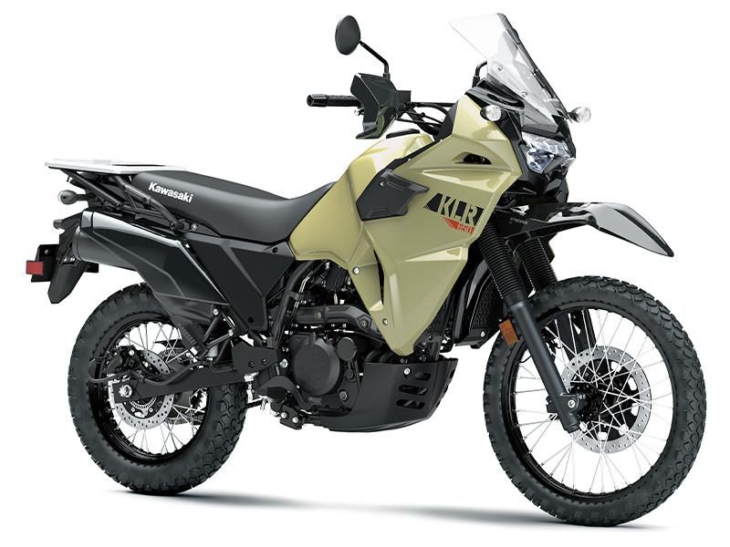 カワサキ グローバル市場向け車両 KLR650 KLX230R S 記事1