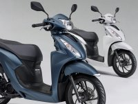 ホンダ Dio110 2021年モデル メイン